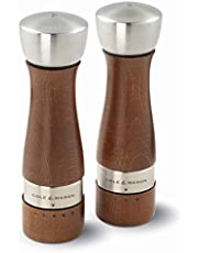 Cole and Mason Oldbury Wood Pepper Mill, Brown