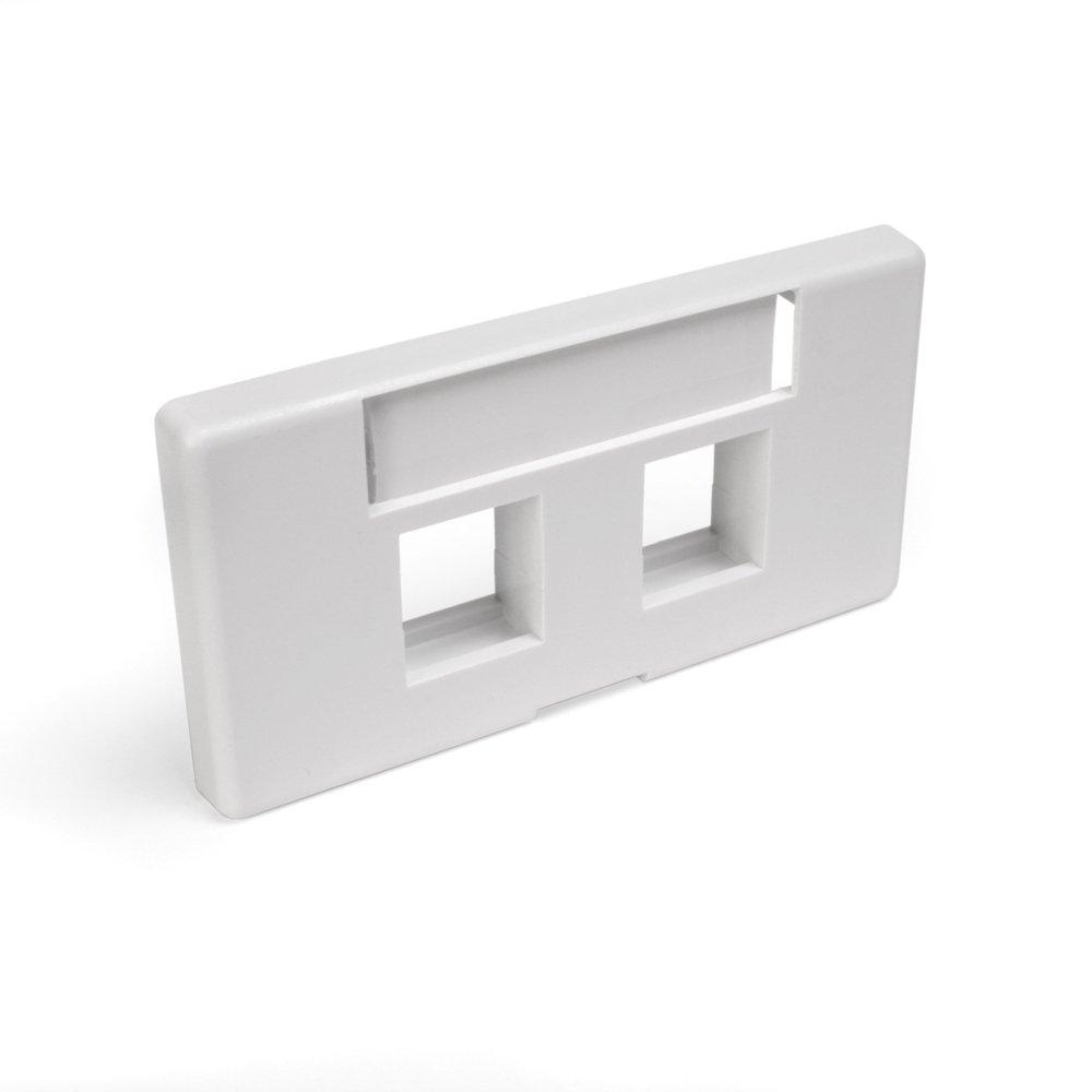 compatible furniture. Amazon.com: Leviton 49910-SW2 2-Port QuickPort Modular Furniture Faceplate, White: Home Improvement Compatible A