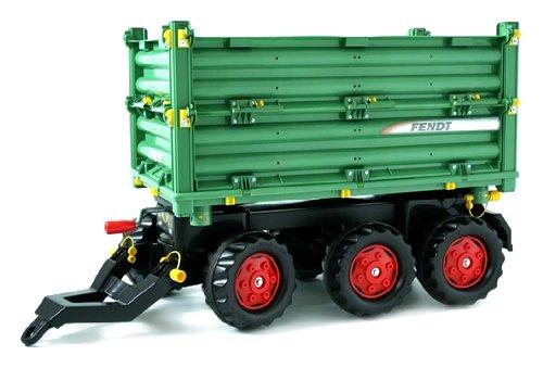 Fendt Traktor Luftbereifung - rollyMulti Trailer Fendt