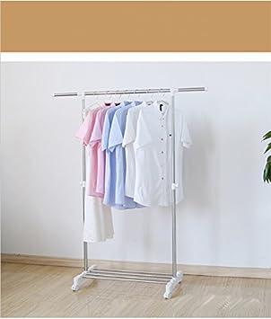 BERT Perchero de ropa, ajustable de grado comercial ...