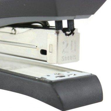 Swingline Desktop Manual Grip Stapler Black 20 Sheets Capacity 210 Staples Capacity