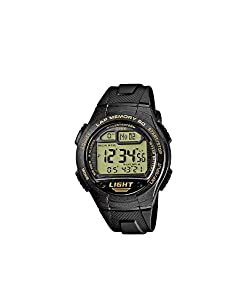 Casio Collection Gents Watch Alarm W-734-9AVEF