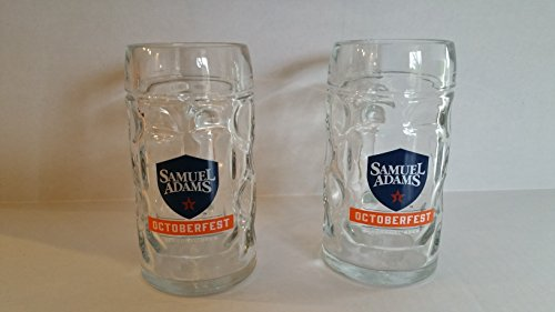 (Sam Adams Octoberfest Mug (Set of 2))