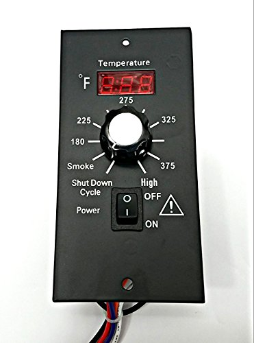 DIGITAL THERMOSTAT KIT for TRAEGER PELLET GRILLS - BY DIRECT IGNITER by Direct Igniter