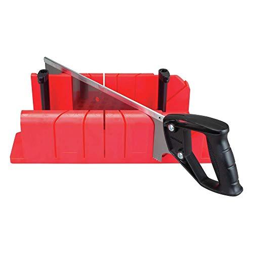 CRAFTSMAN Mitre Saw, 12-Inch Saw & Clamping Box (CMHT20600) (Metal Box Miter)