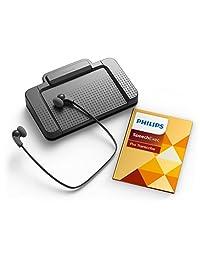 Philips 7277 SpeechExec versión Pro 10.0 Transcripción Set con reconocimiento de voz módulo USB