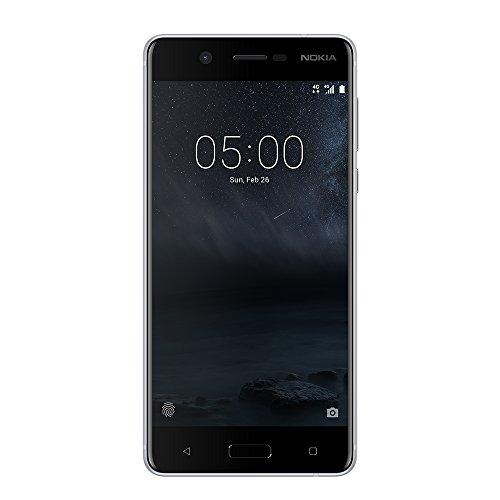 Dual Screen Phone - Nokia 5 - Android 8.0 (Oreo) - 16 GB - 13MP Camera - Dual SIM Unlocked Smartphone (at&T/T-Mobile/MetroPCS/Cricket/H2O) - 5.2