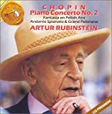 Chopin: Piano Concerto No. 2, Fantasia on Polish Airs, Andante Spianato & Grand Polonaise