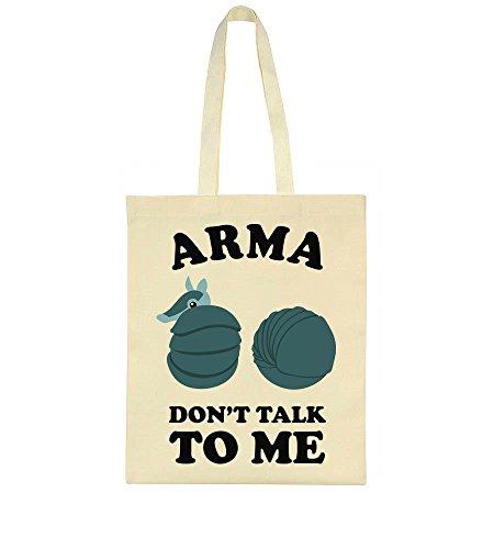 Arma Bag Talk To Don't Me Tote HXHrpFwq