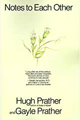 Notes to Each Other Paperback