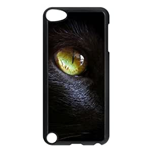 Black Cat DIY Phone Case for iPod Touch 5 LMc-58934 at LaiMc