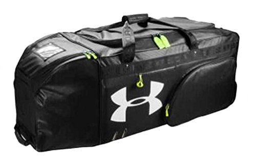 Under Armour Football Extra Large Duffle Bag with Helmet Pocket UASB-XL by Under Armour