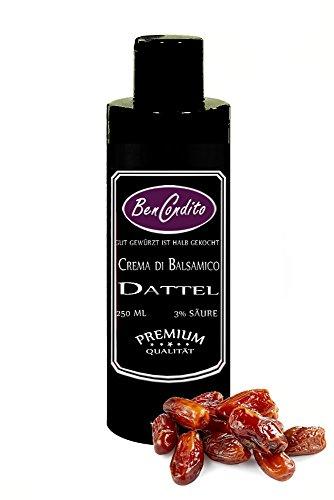 Crema di Balsamico Dattel - fruchtige Balsamico creme 250 ml