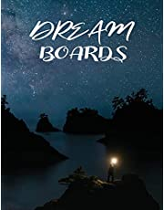 Dream Boards: Organizer with Inspirational Quotes Vision Boards, Notes, and More