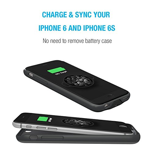 iphone battery charger kotech iphone 6 6s battery ultra slim extended 5555