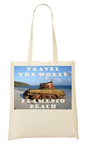 Tribal The Sac Sac À Fourre CP World Tout Provisions Flamenco Beach Tank xIwqdgw