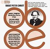 Oboist Peter Christ