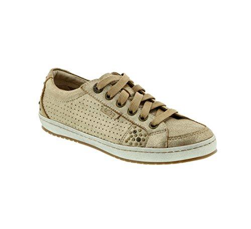 Taos Kvinna Frihet Mode Sneaker Guld