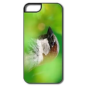 PTCY IPhone 5/5s Custom Fashion House Sparrow