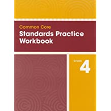 COMMON CORE STANDARDS PRACTICE WORKBOOK GRADE 4