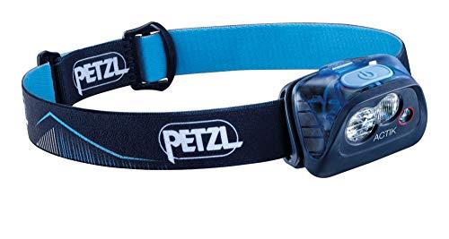 Petzl Bleue ACTIK, hoofdlamp, eenheidsmaat