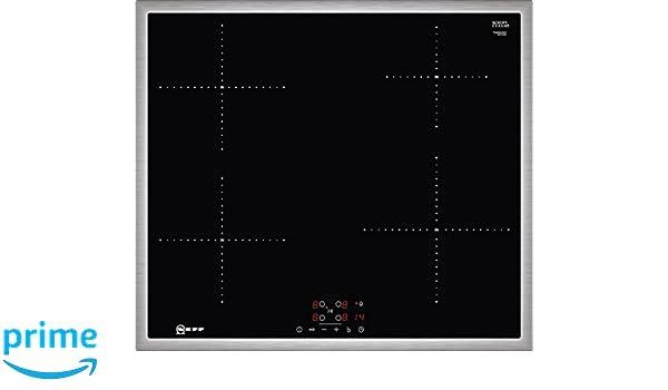 Vitrocerámica con sistema autónomo Neff T36BB40N1 de ...