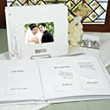 Exclusive Gifts and Favors-Wedding Wishes Envelope Guest Book by CathyConcepts