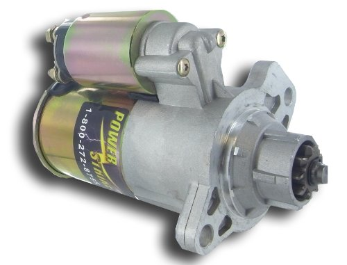 New Starter for Ford Thunderbird 3.9L 240 V8 2002 2003 2004 2005; and Lincoln LS 3.0L 182 V6 2000 2001 2002 2003 2004 2005 2006 -  Power Strike, 1W4U-11000-CA