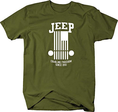 Jeep Military Enabling Freedom Since 1941 Wrangler, used for sale  Delivered anywhere in USA