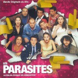 les parasites en anglais