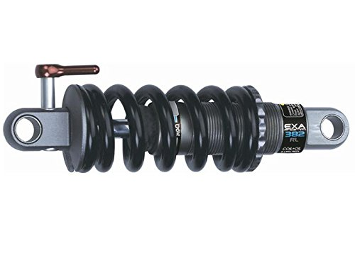 Exa Form KS Kind 382 RL ATB Bike Rear Shock with Lockout Dual for Suspension Mountain Bike MTB by Exa Form