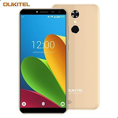 OUKITEL C8 - Smartphone Libre DE 5.5