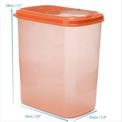 Snack Container Kitchen Storage Box Food Storage