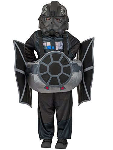 Imperial Guard Costume Star Wars (Princess Paradise, Star Wars Ride-In Tie Fighter - XS/S)