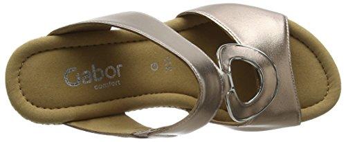 Bast Sport Comfort Donna Multicolore Ciabatte Gabor rame 8wvqZZ1Ax