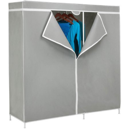 Honey Can Do 60 Steel Frame Wardrobe Closet System