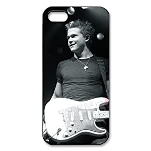 Music & Singer Series Protective Hard Case Cover for Apple iPhone 5/5s- 1 Pack - Hunter Hayes - 4