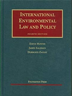 Buy david hunter international environmental law and policy, 4th.