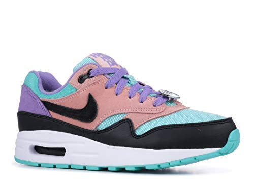 Nike Air Max 1 NK Day GS [AT8131-001] Kids Casual Shoes Black/Anthracite/US 7.0Y