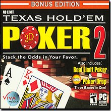 Texas Hold'em Poker 2: Stack the Odds in Your Favor (Texas Holdem Games Pc)
