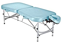 Stronglite Prima Massage Table Package, Celeste, 30\