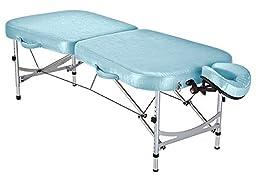 Stronglite Prima Massage Table Package, Celeste, 30\