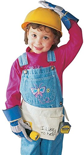 [Kids Little Helper Tool Belt Costume Set] (Tool Belt Costume)