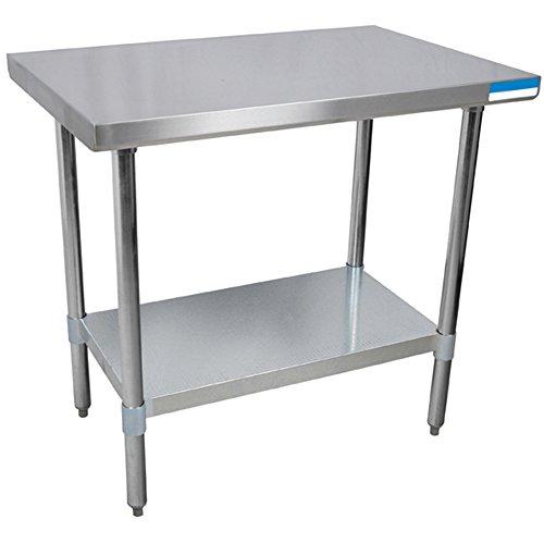 Work Table Food Prep Worktable Restaurant Supply Stainles...
