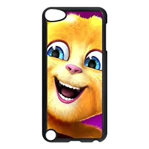ipod 5 Black Talking Ginger, a cat phone cases&Holiday Gift