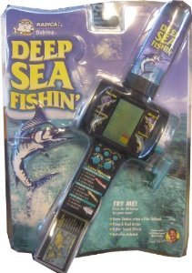 Handheld DEEP SEA FISHIN' GAME - BY: RADICA おもちゃ (並行輸入) B00JA8D13Q