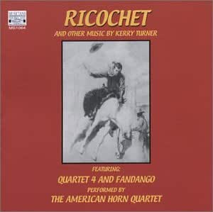 Ricochet and other music by Kerry Turner [2010 Edition]