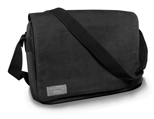 Hex Recon Messenger Bag - Charcoal Wash