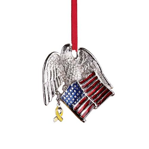 Gorham Eagle of Courage, Christmas Ornament
