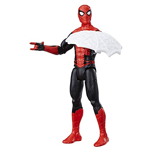 "Spider-Man: Far from Home Web Shield 6""-Scale Hero Action Figure Toy - Ages 4 & Up"